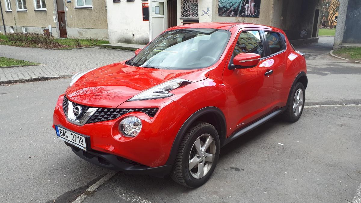 Nissan - Juke '15 5 dv. off-road