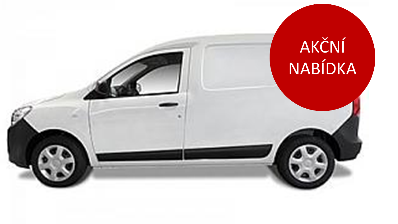 Dacia - Dokker Van '19 4 dv. osobní užitkový