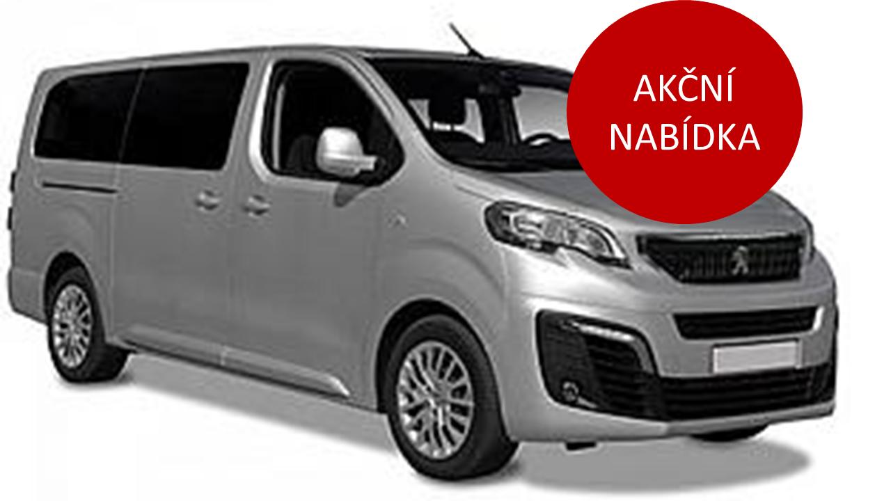 Peugeot - Traveller '18 5 dv. minivan