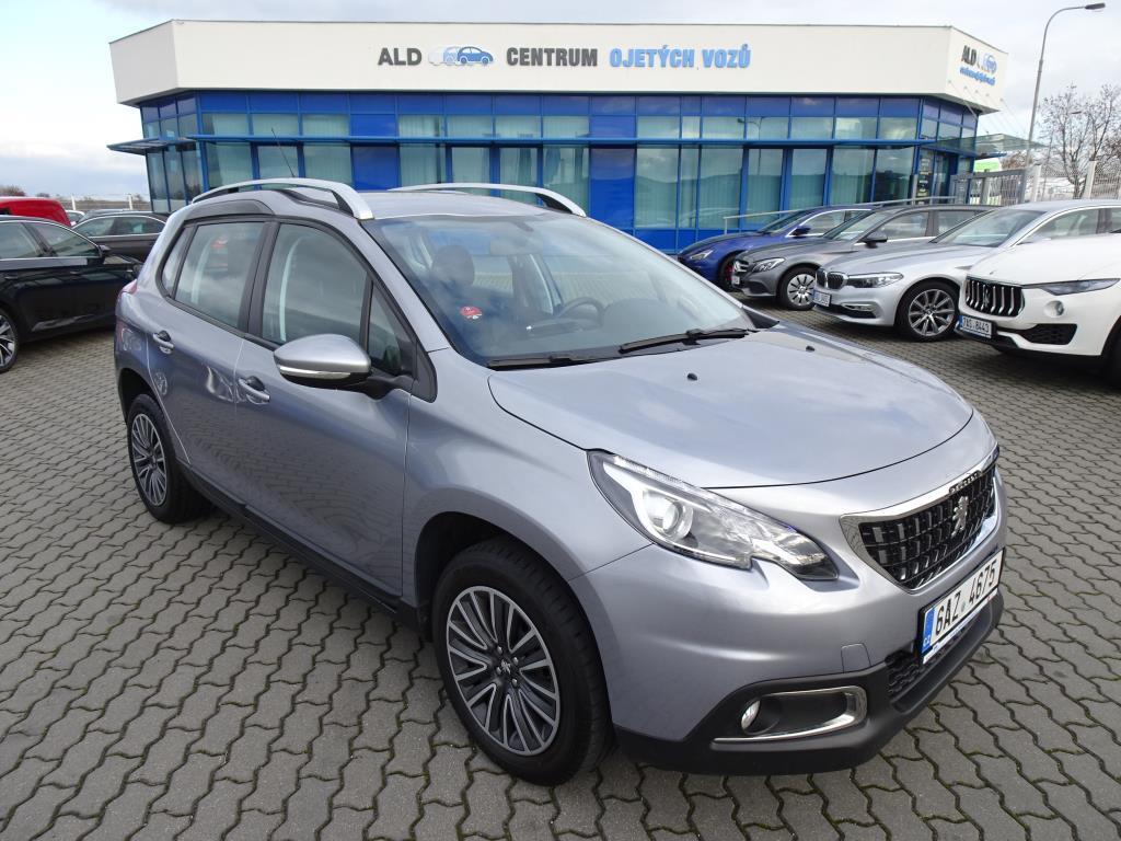 Peugeot - 2008 '17 5 dv. SUV