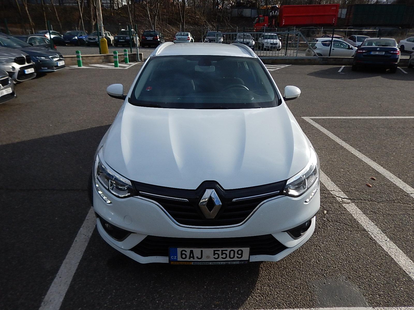 Renault - Megane IV '16 5 dv. kombi