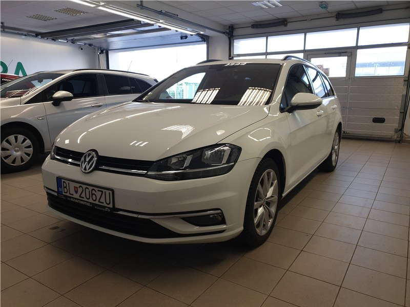 Volkswagen - Golf Variant VII '19 5 dv. kombi