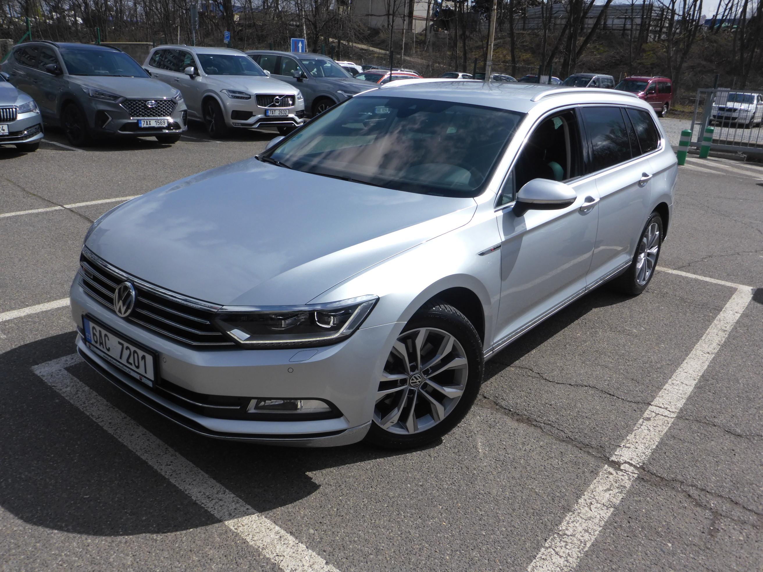 Volkswagen - Passat VIII '17 5 dv. kombi
