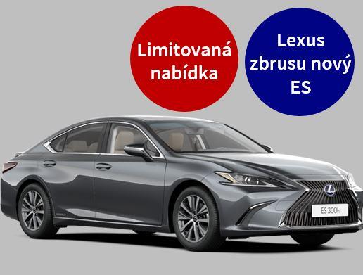 Lexus - Es VII '20 4 dv. sedan