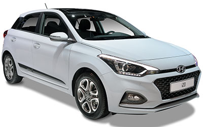 Hyundai - i20 II '19 5 dv. hatchback