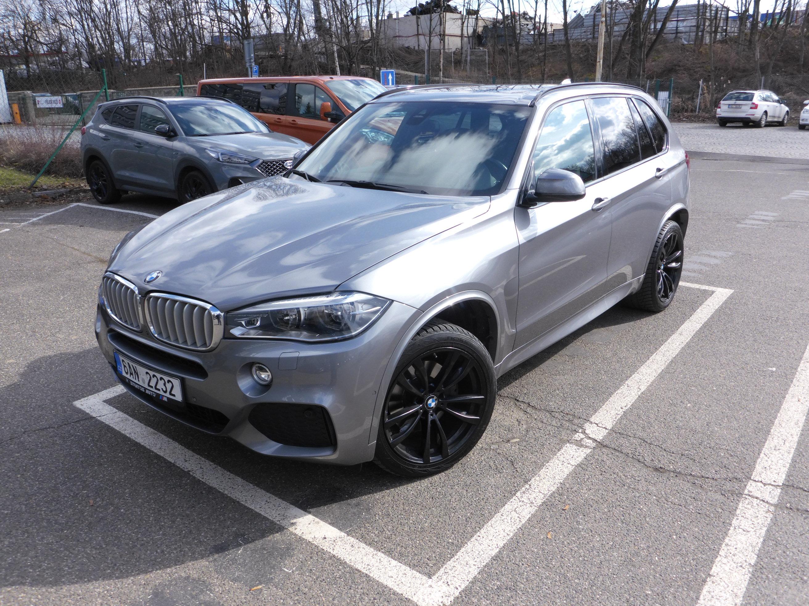 BMW - X5 III '18 5 dv. off-road