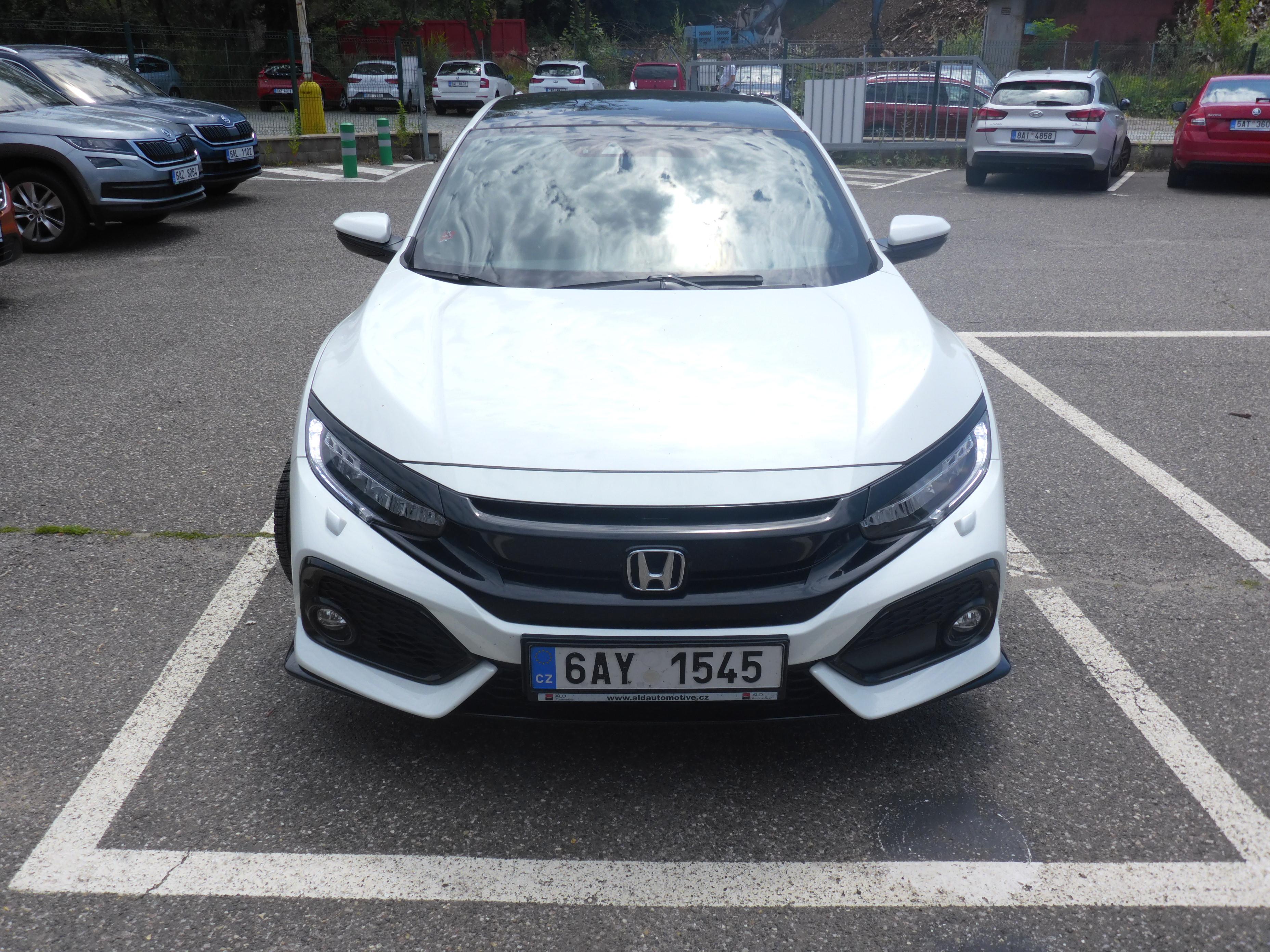 Honda - Civic X '17 5 dv. hatchback