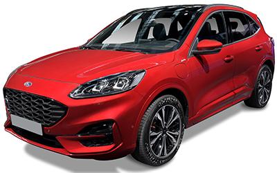 Ford - Kuga III '21 5 dv. off-road
