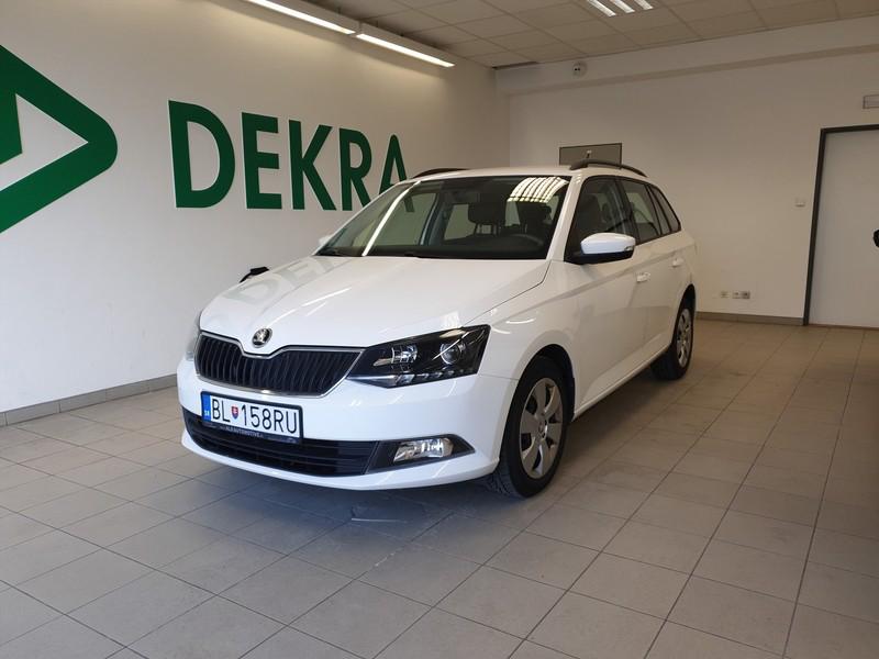 Škoda - Fabia Combi III '17 5 dv. kombi