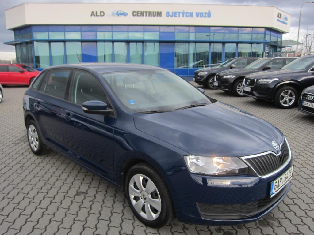Škoda - Rapid II '18 5 dv. hatchback